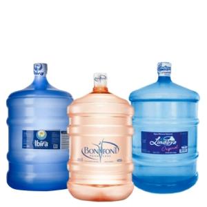 Água Galão 20 litros