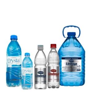 Água Mineral Descartável