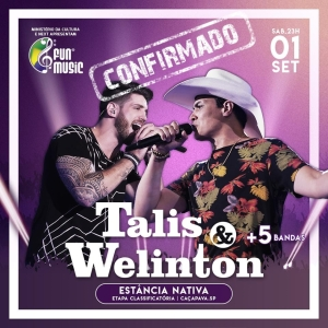 Talis e Welinton